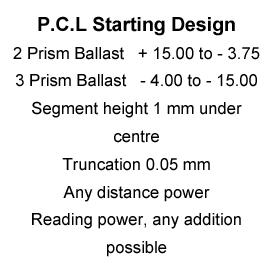 Starting Parameters bottom